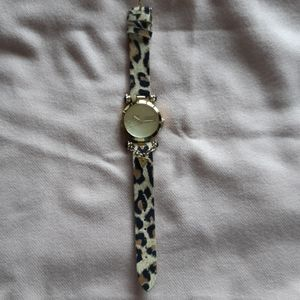 Guess Leopard Watch
